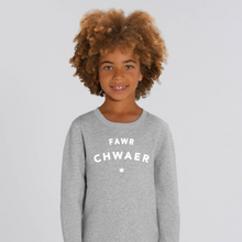Load image into Gallery viewer, Welsh Family Name Sweatshirt