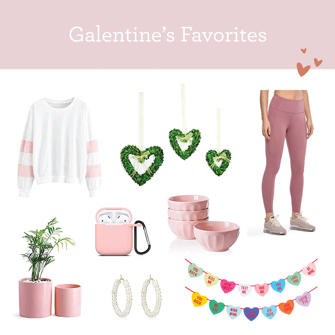 Galentine's Favorites Gift Guide