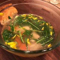 Herbal Chicken Soup Recipe