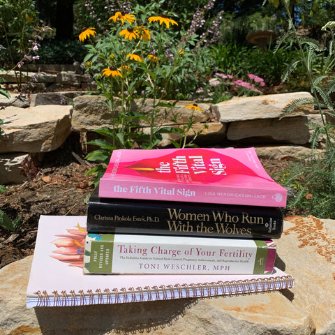 fertility awareness women's health books