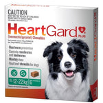 HeartGard Large Dog 12-22kg (6 Pack)