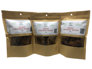 Dried Chicken Necks 100gm