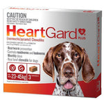 HeartGard Extra Large Dog 23-45kg (6 Pack)