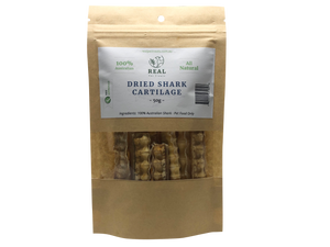 Dried Shark Cartilage 50gm