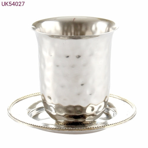 Kiddush Cup  / Stainless Steel 27