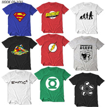 Load image into Gallery viewer, Superhero Tees