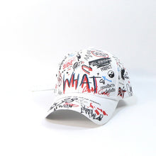Load image into Gallery viewer, Graffiti Snapback