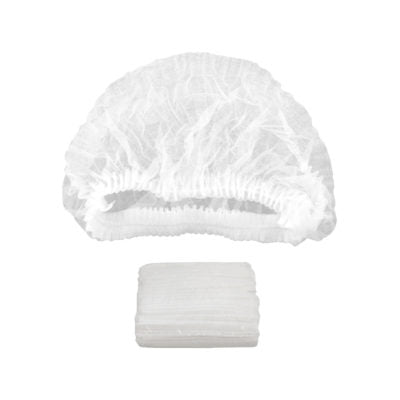 Disposable mop caps - Premium quality 25gsm