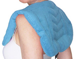 Shoulder and back microwave heat bag