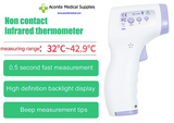 IR988 Thermometer features