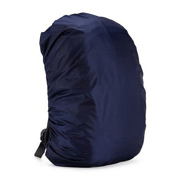 Waterproof Backpack Rain Cover - Navy
