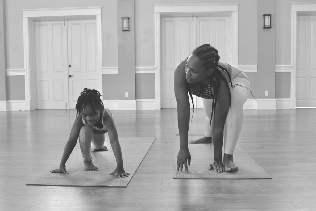 Benefits of Mommy & Me Yoga