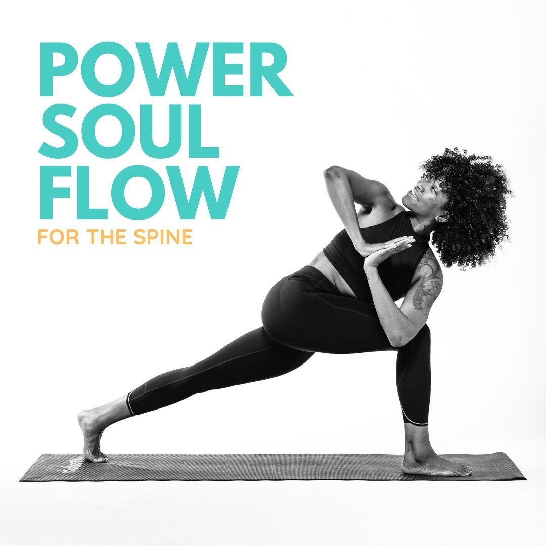 Power Soul Flow - For The Spine