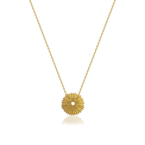 Urchinia Gold Necklace