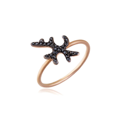 Chryses Black Ring