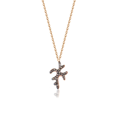 Chryses Champagne Necklace