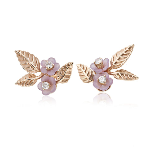 Angelic Lavender Earrings