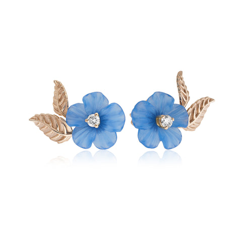 Angelic Blue Earrings