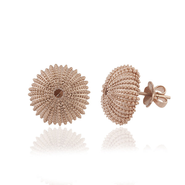 Urchinia Rose Earrings