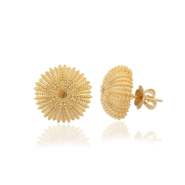 Urchinia Gold Earrings