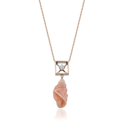 The Reef X-Squared R Necklace