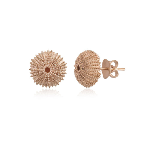Mini Urchinia Rose Earrings