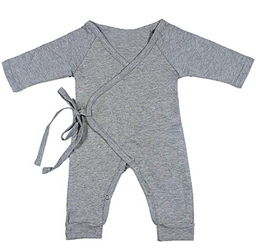 Baby 'Angel Wings' Soft Romper