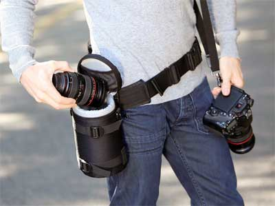 Deluxe Protective Waterproof Camera Lens Pouches