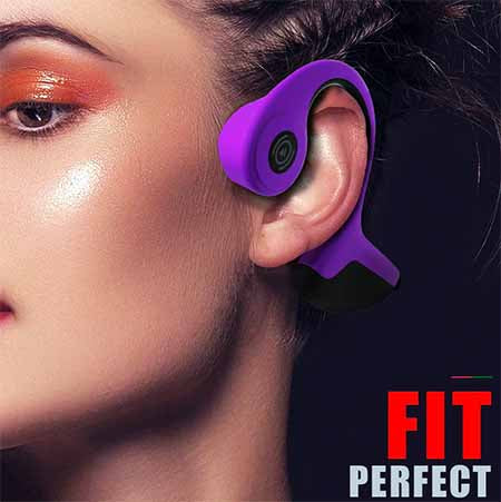 bone conduction headphones - perfect fit