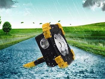 weatherproof LED work light