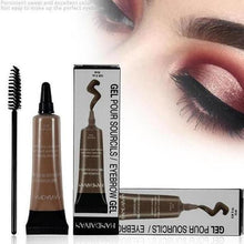 Load image into Gallery viewer, Long Lasting Henna Tint Eyebrow Kit
