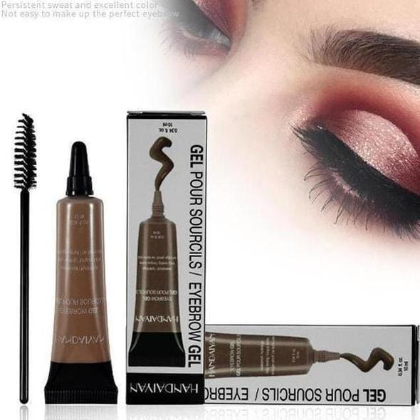 Long Lasting Henna Tint Eyebrow Kit