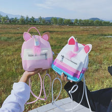 Load image into Gallery viewer, Creative Unicorn Backpack
