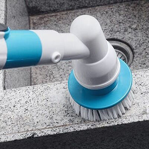 Turbo Spin Scrubber - Bathroom Electric Cleaning Brush