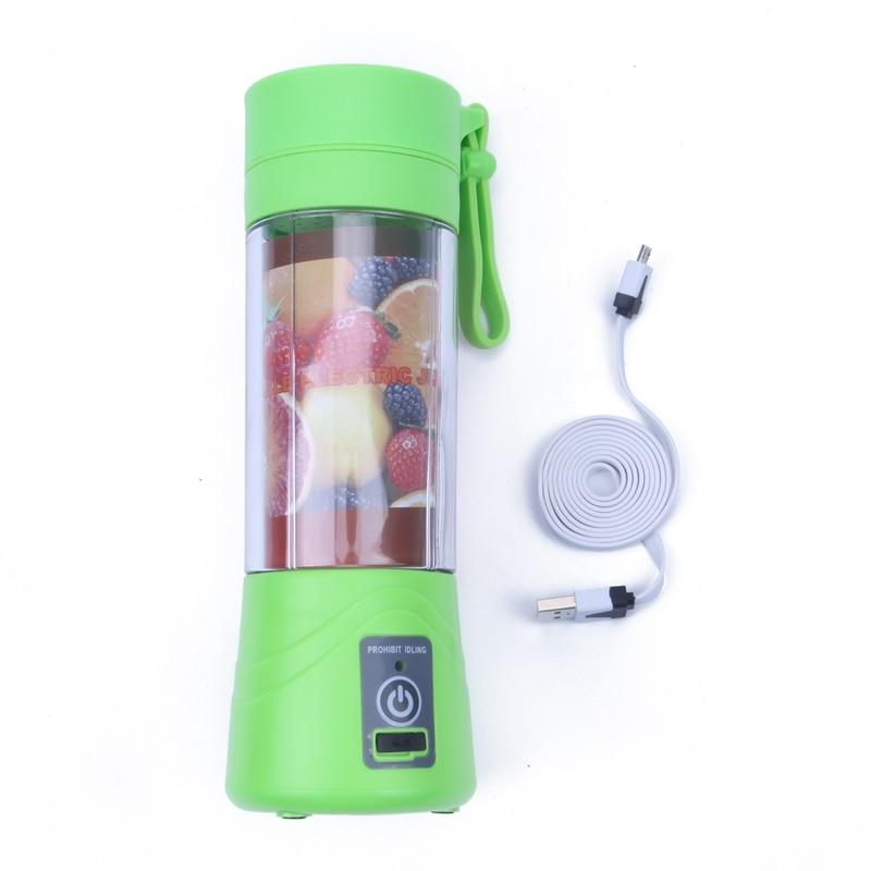 Portable USB Rechargeable Personal Juice & Smoothie Blender 350ml