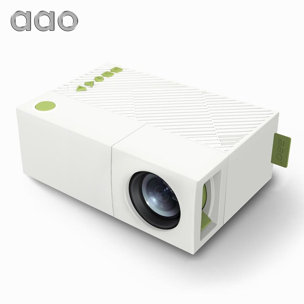 Full HD Mini Portable Projector