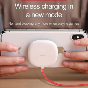 Spider Suction 10W Qi Wireless Charger