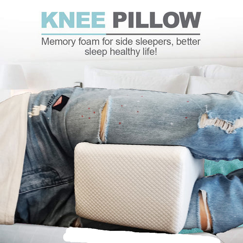 Between Knee Gel Pillow For Side Sleepers
