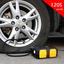 Load image into Gallery viewer, Portable Lightweight Car Air Compressor - 150 PSI
