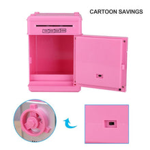 Load image into Gallery viewer, Electronic ATM Piggy Bank For Children