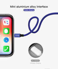 Load image into Gallery viewer, Unbreakable Fast Charging Lightning MFi Cable for iPhone