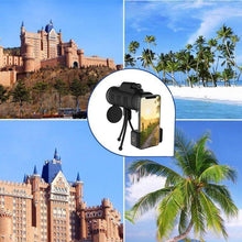 Load image into Gallery viewer, 40X Zoom Telescope Camera Lens For Smartphone