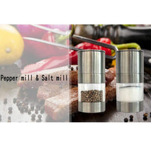 Load image into Gallery viewer, Salt and Pepper Grinder Mill Set