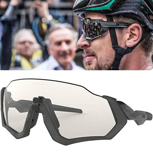 Photochromic Anti-Glare Cycling Glasses