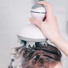 Load image into Gallery viewer, Smart 4D Electric Scalp Massager