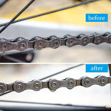 Load image into Gallery viewer, Portable Bicycle Chain Cleaner and Bike Brush