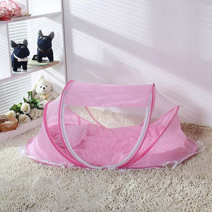 Portable Crib - Easy Foldable Travel Crib