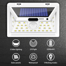 Load image into Gallery viewer, Super Bright Solar Powered LED Light - 34 LEDs