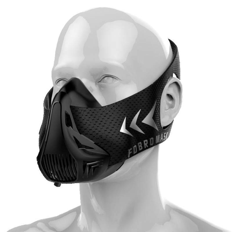 Training Mask - Altitude Performance Breathing Trainer
