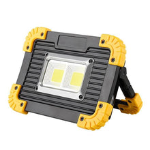 Load image into Gallery viewer, Rechargeable Battery Powered Portable LED Work Light